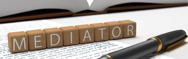 mediation just divorce