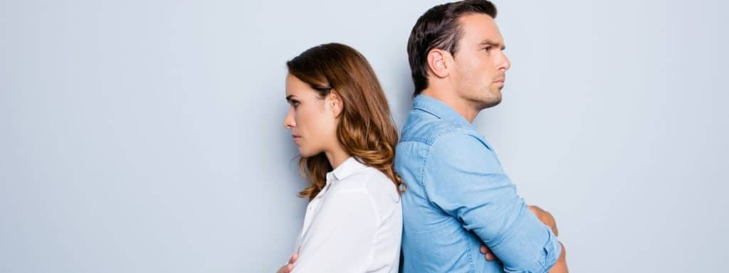 How perform you test an unethical breakup settlement?