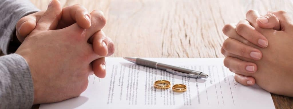 What financial benefits does mediation or ADR have in family law separation cases?