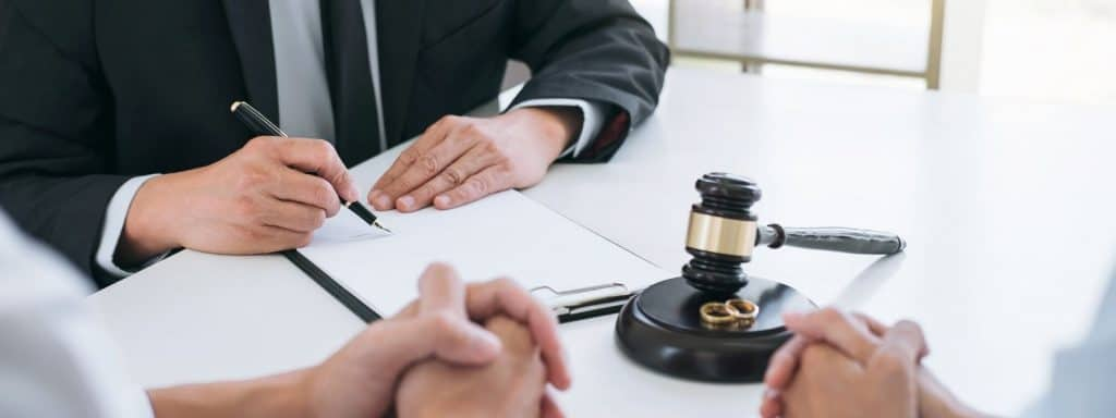 What happens if you don't compensate a separation settlement?
